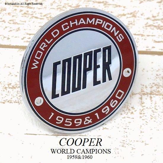 COOPER WORLD CHAMPIONS 1959&1960/...