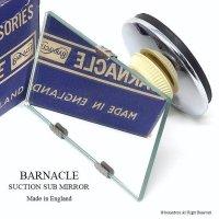 当時物 英国 Barnacle/バーナクル ナビゲーター・サブミラー ワークス