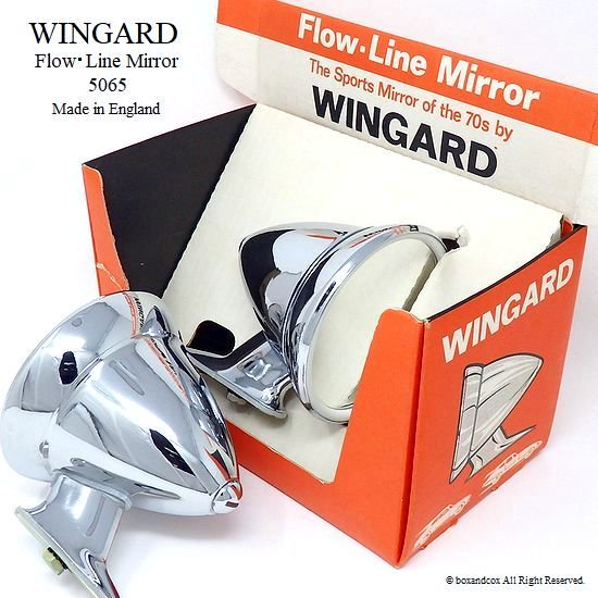 WINGARD Flow Line Mirror/ウィンガード...