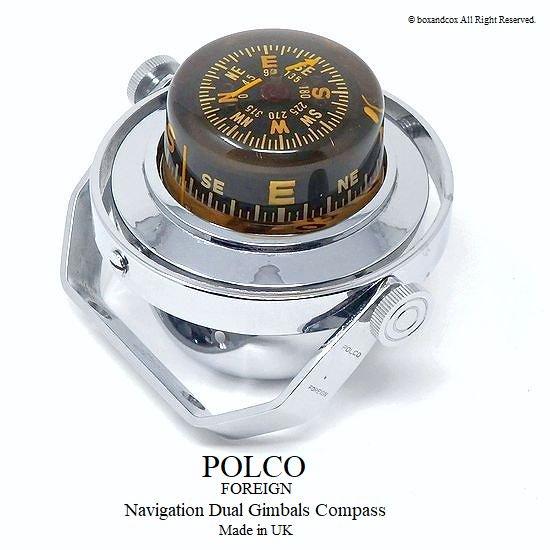POLCO Navigation Dual Gimbals Compass...