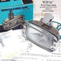 WIPAC Reversing Lamp/ワイパック リバース ランプ デッドストック新品 箱付 BUMPER FITTING