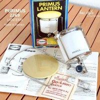 Vintage Primus 2269 Lantern/プリムス ガスランタン 箱付 デッドストック未使用 キャンプ