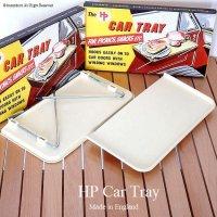 1960's デッドストック 英国 HP Car Tray/カートレイ IVORY 箱入り A・B