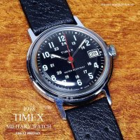 <img class='new_mark_img1' src='//img.shop-pro.jp/img/new/icons13.gif' style='border:none;display:inline;margin:0px;padding:0px;width:auto;' />1978年 Vintage TIMEX MILITARY DATE/ 英国 ビンテージ タイメックス ミリタリー 腕時計