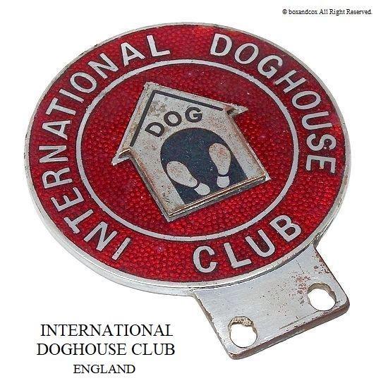 当時物 オリジナル INTERNATIONAL DOGHO...