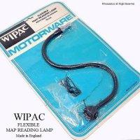 WIPAC FLEXIBLE MAP RADING LAMP/ワイパック フレキシブル マップランプ デッドストック
