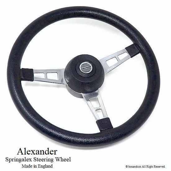 Alexander Springalex Steering Wheel F...