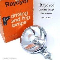 Raydyot driving lamp/レイヨット スポット・ドライビングランプ デッドストック BOX