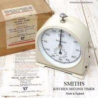 1950-60年代 SMITHS SECOND TIMER/スミス ビンテージ キッチンタイマー デッドストック BOX
