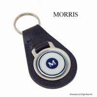 英国製 Morris/モーリス  レザー キーホルダー
