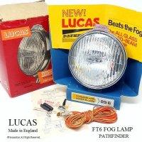 貴重!1965年製 LUCAS FT6 FOG LAMP/フォグランプ デッドストック ディスプレイBOX