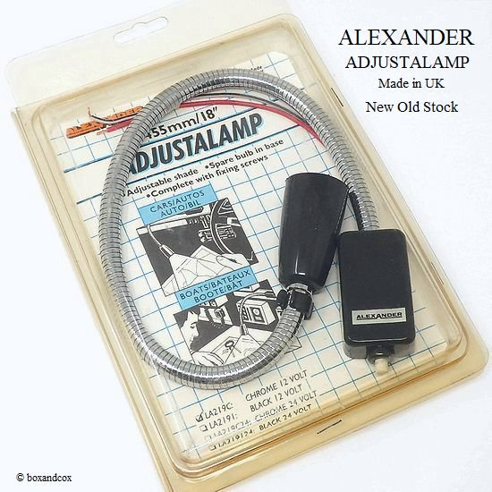 希少!ALEXANDER ADJUSTALAMP/アレキサ...