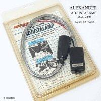 希少!ALEXANDER ADJUSTALAMP/アレキサンダー マップランプ デッドストック未開封