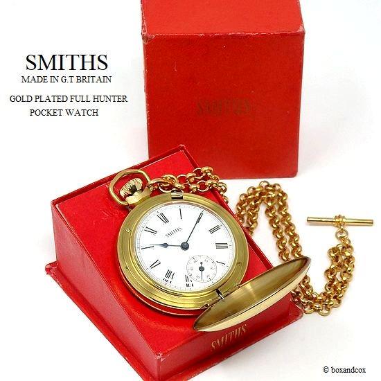 貴重!1970's SMITHS FULL HUNTER/スミ...