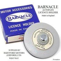 貴重!BARNACLE/バーナクル コマーシャル タックスディスクホルダー OXFORD デッドストック 箱付 ミント