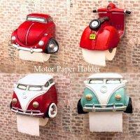 Motor Paper Holder/ペーパーホルダー