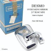 DESMO OVERTAKING MIRROR for MINI/デスモ オーバーテイキングミラー CONVEX ミニ用 デッドストック 箱付