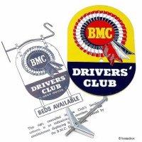 1950-60's ORIGINAL BMC DRIVERS' CLUB ドライバーズ クラブ グリルバッジ デッドストック
