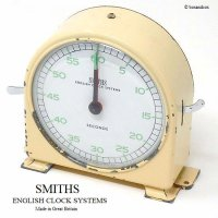 SMITHS ENGLISH CLOCK SYSTEMS/スミス ビンテージ タイマー SECONS