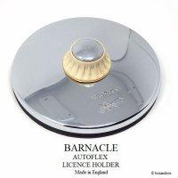 BARNACLE/バーナクル TAX DISC タックスディスクホルダー SV×IV