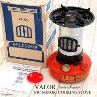 1960-70's VALOR 64C MINOR COOKING STOVE/バーラー クッキング ストーブ デッドストック未使用 箱付 キャンプ