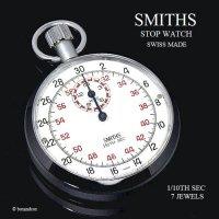 <img class='new_mark_img1' src='https://img.shop-pro.jp/img/new/icons13.gif' style='border:none;display:inline;margin:0px;padding:0px;width:auto;' />1970年代 SMITHS STOP WATCH/スミス ストップウォッチ スイスムーブメント