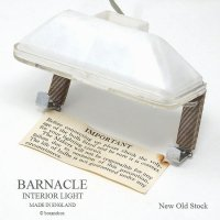 <img class='new_mark_img1' src='https://img.shop-pro.jp/img/new/icons13.gif' style='border:none;display:inline;margin:0px;padding:0px;width:auto;' />貴重!Barnacle Interior Light/バーナクル インテリアミラー ライト デッドストック