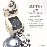 <img class='new_mark_img1' src='https://img.shop-pro.jp/img/new/icons13.gif' style='border:none;display:inline;margin:0px;padding:0px;width:auto;' />1970's SMITHS GRAND PRIX AMPS/スミス GP アンメーター 電流計 デッドストック ディスプレイBOX