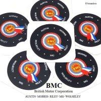 英国 BMC-British Motor Corporation- BRANDタックスディスク ホルダー