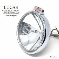 <img class='new_mark_img1' src='https://img.shop-pro.jp/img/new/icons13.gif' style='border:none;display:inline;margin:0px;padding:0px;width:auto;' />LUCAS WLR6 BACK MOUNT LONG RANGE LAMP/バックスポットランプ