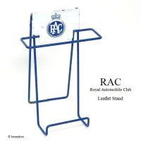希少!1960's RAC-Royal Automobile Club Leaflet Stand/リーフレットスタンド