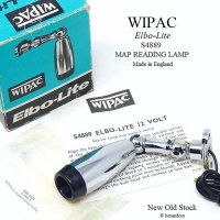 <img class='new_mark_img1' src='https://img.shop-pro.jp/img/new/icons13.gif' style='border:none;display:inline;margin:0px;padding:0px;width:auto;' />WIPAC Elbo-Lite MAP READING LAMP/ワイパック マップランプ デッドストック 完品