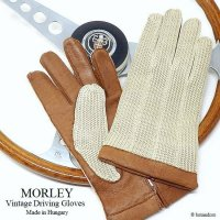 <img class='new_mark_img1' src='https://img.shop-pro.jp/img/new/icons13.gif' style='border:none;display:inline;margin:0px;padding:0px;width:auto;' />MORLEY VINTAGE DRIVING GLOVES/ビンテージ ドライビンググローブ デッドストック TYPE-A