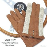 <img class='new_mark_img1' src='https://img.shop-pro.jp/img/new/icons13.gif' style='border:none;display:inline;margin:0px;padding:0px;width:auto;' />MORLEY VINTAGE DRIVING GLOVES/ビンテージ ドライビンググローブ デッドストック TYPE-B