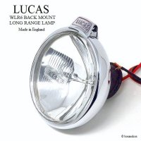 <img class='new_mark_img1' src='https://img.shop-pro.jp/img/new/icons13.gif' style='border:none;display:inline;margin:0px;padding:0px;width:auto;' />LUCAS WLR6 BACK MOUNT LONG RANGE LAMP/バックスポットランプ マウントジョイント付属