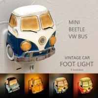 VINTAGE CAR FOOT LIGHT/ビンテージカー フットライト 足元灯 インテリアランプ