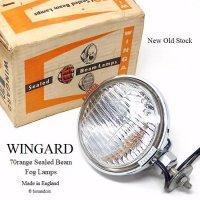 WINGARD 70range Sealed Beam Fog Lamp/ウィンガード フォグランプ デッドストック BOX