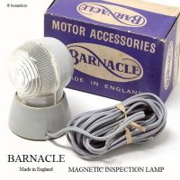 <img class='new_mark_img1' src='https://img.shop-pro.jp/img/new/icons13.gif' style='border:none;display:inline;margin:0px;padding:0px;width:auto;' />レア!BARNACLE MAGNETIC INSPECTION LAMP/バーナクル インスペクションランプ 作業灯 デッドストック BOX