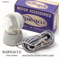 レア!BARNACLE MAGNETIC INSPECTION LAMP/バーナクル インスペクションランプ 作業灯 デッドストック BOX