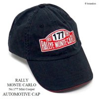 1967 MONTE CARLO RALLY 177 MINI COOPER CAP/モンテカルロラリー ミニクーパー キャップ