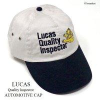 LUCAS QUALITY INSPECTOR CAP/ルーカス キャップ