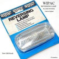 WIPAC REVERSING LAMP FLUSH FITTING/ワイパック リバース ランプ デッドストック パッケージ未開封