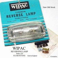 WIPAC REVERSING LAMP FLUSH FITTING/ワイパック リバース ランプ デッドストック