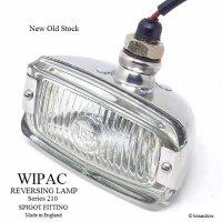 WIPAC Reversing Lamp S210/ワイパック リバースランプ デッドストック SPIGOT FITTING