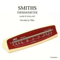 SMITHS THERMOMETER Novelty/スミス 温度計 ノベルティ