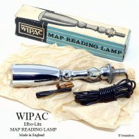 <img class='new_mark_img1' src='https://img.shop-pro.jp/img/new/icons13.gif' style='border:none;display:inline;margin:0px;padding:0px;width:auto;' />WIPAC Elbo-Lite MAP READING LAMP/ワイパック マップランプ デッドストック BOX