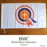 BMC British Motor Corporation FLAG/ロゼッタ フラッグ 旗