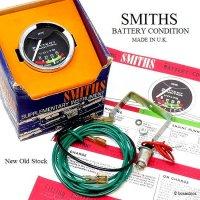 SMITHS BATTERY CONDITION GAUGE/スミス バッテリーコンディション 電圧計 デッドストック BOX
