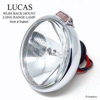 LUCAS WLR6 BACK MOUNT LONG RANGE LAMP/バックスポットランプ マウントジョイント付属