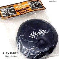 ALEXANDER FOG & SPOT LIGHT COVERS/アレキサンダー フォグランプカバー 2個SET デッドストック未開封